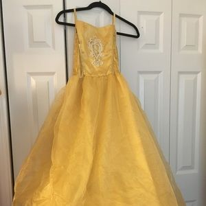 Other - Yellow belle dress